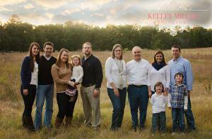 Williford Family Photo