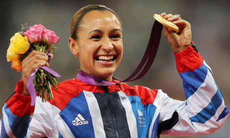 London 2012 Olympic Games - Athletics - Women's Heptathlon